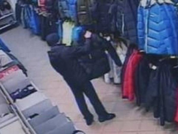 Уфимец ограбил торговый павильон на 30 тысяч рублей